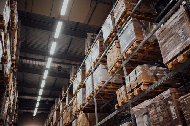 Warehouse Ordering Process for Online Retailer